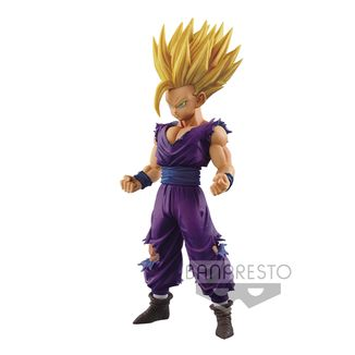 Figura Son Gohan SSJ V1 Dragon Ball Z Master Stars Piece