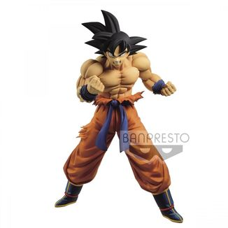 Son Goku Base Figure Dragon Ball Z Maximatic
