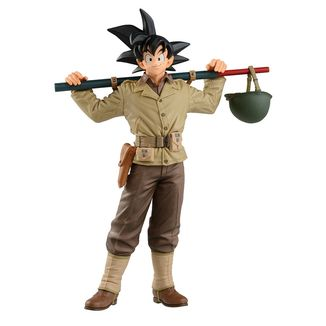 Figura Son Goku Dragon Ball Z BWFC 2018