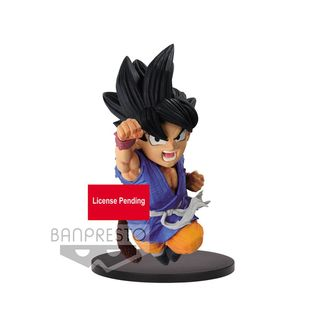 Figura Son Goku Niño Dragon Ball GT Wrath of the Dragon