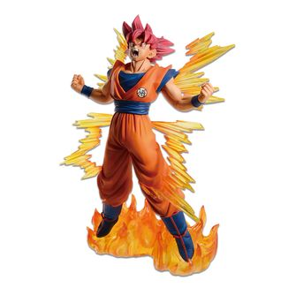 Figura Son Goku SSG Dragon Ball Super Dokkan Battle 6th Anniversary Ichibansho