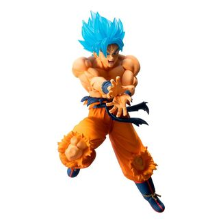 Son Goku SSGSS Figure Dragon Ball Super Ichibansho