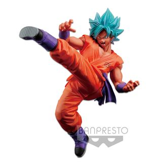 Son Goku SSGSS Figure Dragon Ball Super Son Goku FES Vol 5