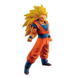 Son Goku SSJ3 Figure Dragon Ball Z Ichibansho VS Omnibus
