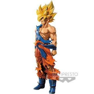 Figura Son Goku SSJ Manga Dimensions Dragon Ball Z Master Stars Piece