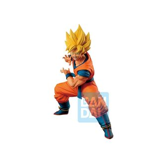 Son Goku SSJ Ultimate Variation Figure Dragon Ball Super Ichibansho