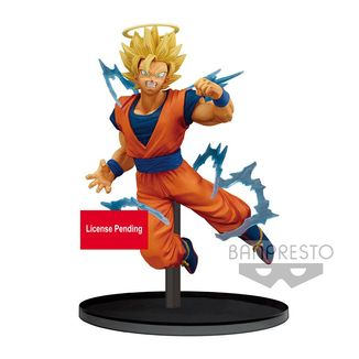Figura Son Goku SSJ2 Dragon Ball Z Dokkan Battle