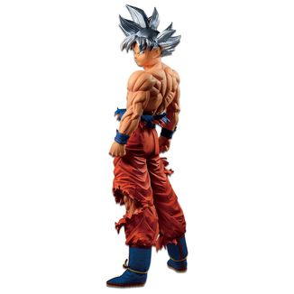 Figura Son Goku Ultra Instinct Dragon Ball Super Extreme Saiyan Ichibansho