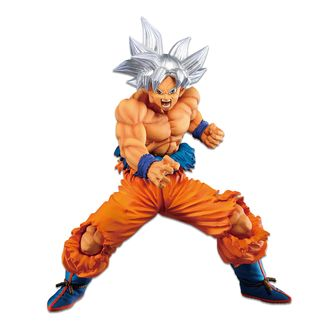 Son Goku Ultra Instinct Figure Dragon Ball Super Ichibansho VS Omnibus