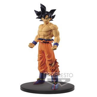 Figura Son Goku Ultra Instinct Sign Dragon Ball Super Creator x Creator