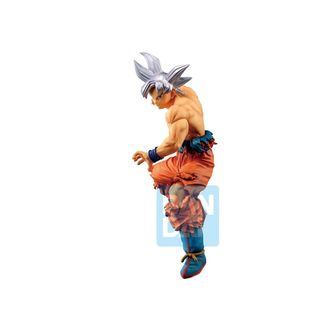 Figura Son Goku Ultra Instinct Ultimate Variation Dragon Ball Super Ichibansho