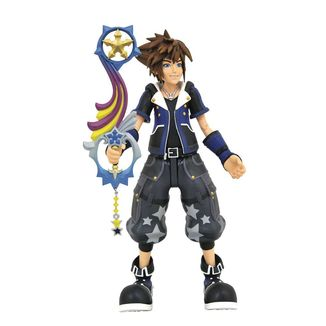 Figura Sora Wisdom Form Kingdom Hearts 3 Select