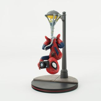 Figura Spider Cam Spider Man Marvel Comics Q-Fig