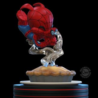 Figura Spider Ham Marvel Comics Q Fig