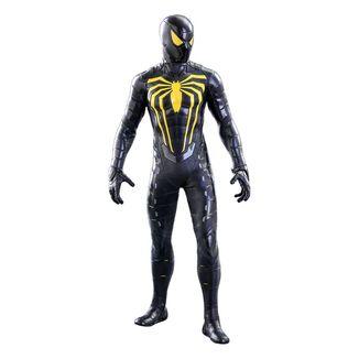 Figura Spider Man Anti Ock Suit Marvel Spider Man Video Game Masterpiece