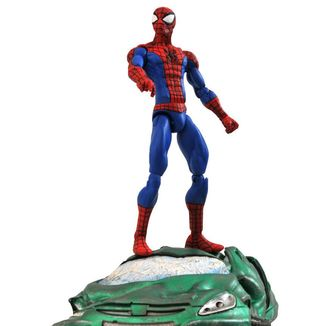 Spider-Man Classic Figure Marvel Select