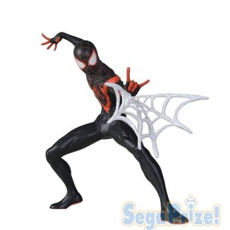 Figura Spider-man Miles Morales Marvel Comics 80th Anniversary