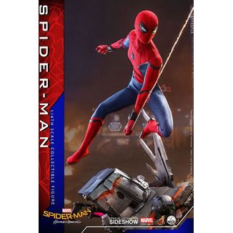 Figura Spider-Man Quarter Scale Series Spider-Man Homecoming