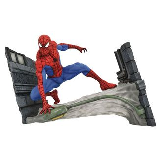 Figura Spider-Man Webbing Marvel Comics Gallery