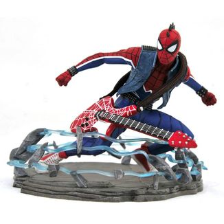 Figura Spider Punk Exclusive Spider Man Marvel Video Game Gallery