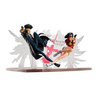 Spike Spiegel & Faye Valentine 1st GIG Figure Cowboy Bebop Set