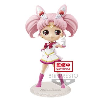 Super Sailor Chibi Moon Figure Sailor Moon Eternal Q Posket Girls Memories