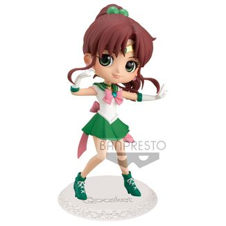 Figura Super Sailor Jupiter Sailor Moon Eternal The Movie Q Posket