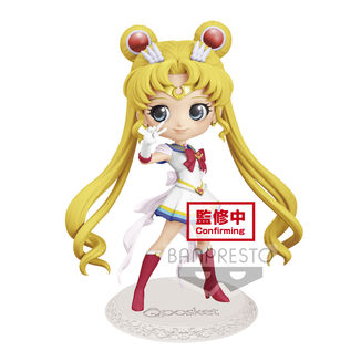 Super Sailor Moon Figure Sailor Moon Eternal Q Posket Girls Memories