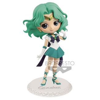 Super Sailor Neptune Figure Sailor Moon Eternal The Movie Q Posket