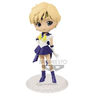 Super Sailor Uranus Figure Sailor Moon Eternal The Movie Q Posket