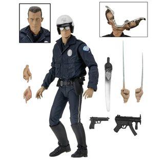 T-1000 Motorcycle Cop Ultimate Figure Terminator 2
