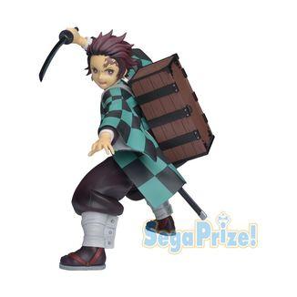 Figura Tanjiro Kamado Attack Kimetsu no Yaiba SP