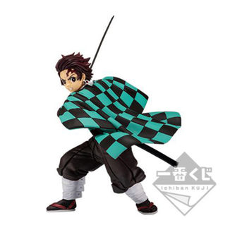 Figura Tanjiro Kamado Kimetsu no Yaiba The Second Ichibanso