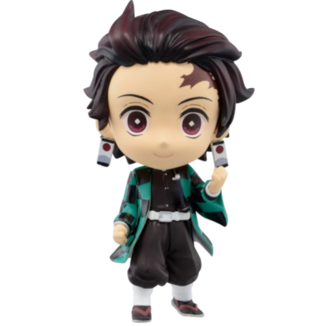 Tanjiro Kamado Figure Kimetsu no Yaiba The Third Chibi Kyun