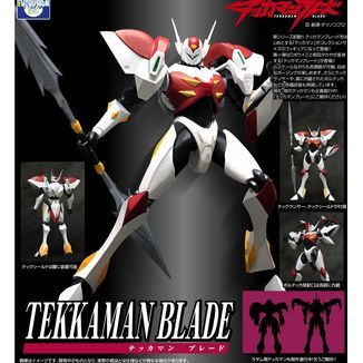 Tekkaman Blade Figure Great Mazinger Dynamite Action