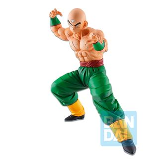 Figura Ten Shin-Han Dragon Ball Z Dragon Ball Ex Ichibansho