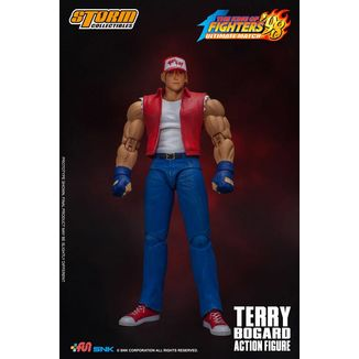 Figura Terry Bogard King of Fighters 98 Ultimate Match