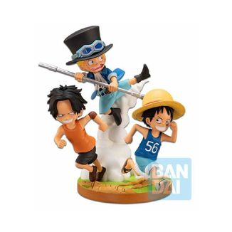 Figura The Bonds of Brothers One Piece Ichibansho