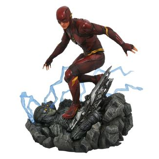 The Flash Justice League Figure Movie DC Gallery