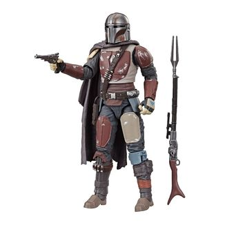 The Mandalorian Figure Star Wars The Mandalorian Black Series