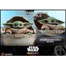 Figura The Mandalorian & The Child Deluxe Star Wars The Mandalorian
