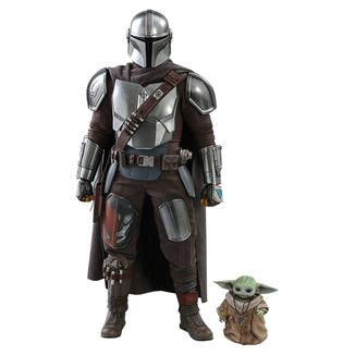 Figura The Mandalorian & The Child Star Wars The Mandalorian