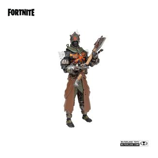 The Prisoner Figure Fortnite