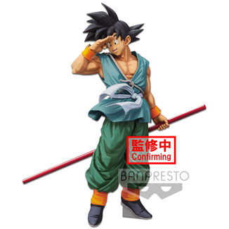 Figura The Son Goku Manga Dimension Dragon Ball Super Master Stars Piece