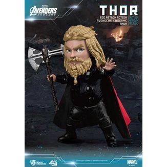 Thor Figure Avengers Endgame Egg Attack