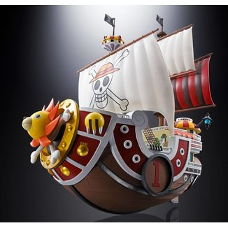 Figura Thousand Sunny One Piece Chogokin