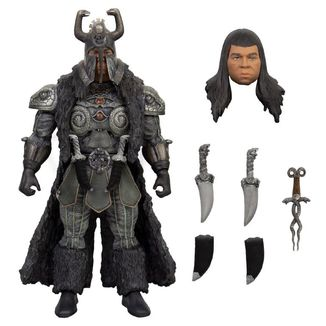 Figura Thulsa Doom Conan El Barbaro Ultimates