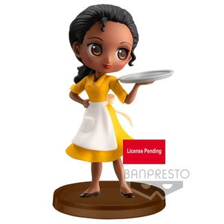 Tiana Figure Princess and the Frog Disney Q Posket Petit