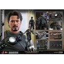 Tony Stark Mech Test Version Figure Iron Man Marvel Comics Movie Masterpiece