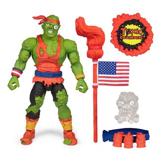 Figura Toxic Crusader Deluxe
